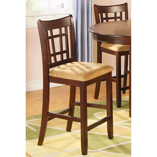 Chardonnay Splendor Counter Stools Set Of 2 Free
