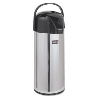 Bunn Stainless Steel 2.2-liter Airpot Carafe