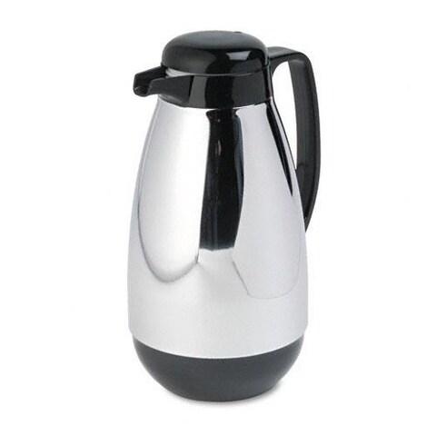 Hormel Vacuum Glass-lined Chrome-plated Carafe