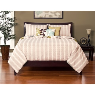 Carson Carrington Vogar 6-piece Duvet Cover and Insert Set (California King)