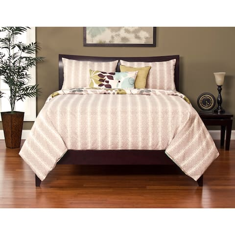 Carson Carrington Vogar 6-piece Duvet Cover and Insert Set