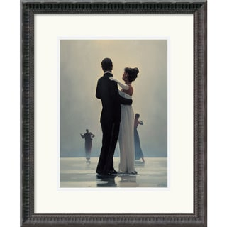 Jack Vettriano 'Dance Me to the End of Love' Framed Art Print
