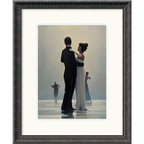 Framed Art Print 'Dance Me to the End of Love' by Jack Vettriano