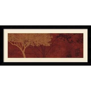Pela + Silverman 'Whispers I' Framed Art Print