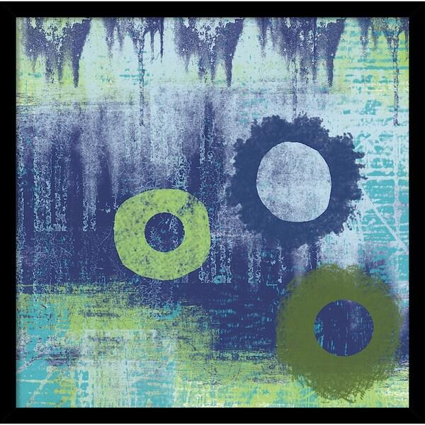 Erin Clark 'Ocean' Framed Art Print
