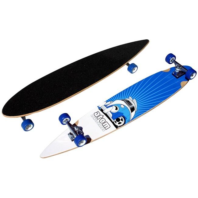 Atom 43-inch Pintail Longboard