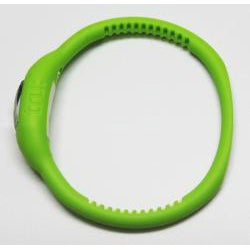 TRU: Lime Silicone Band Sports Watch
