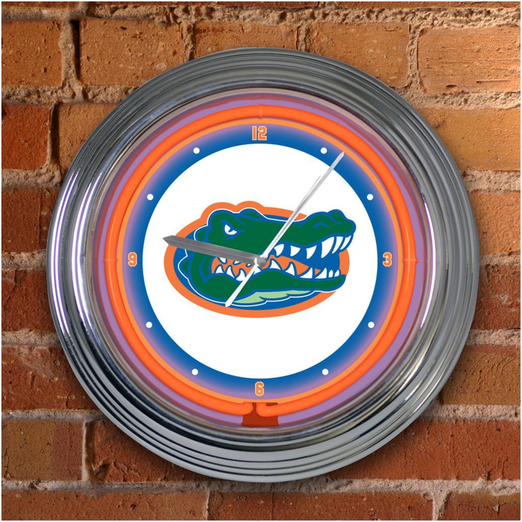 Florida Gators 15-inch Neon Clock