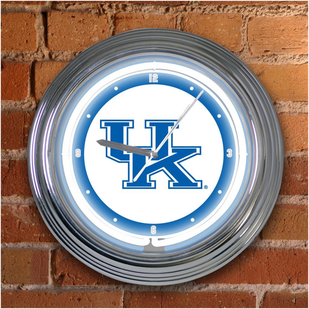 Kentucky Wildcats 15-inch Neon Clock
