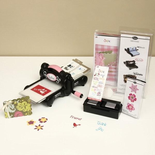 Sizzix Cardmaking Value Kit #2