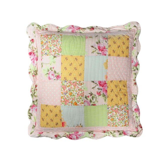 Sanderson Patchwork Pillow