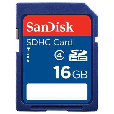 SanDisk SDSDB-016G-B35 16 GB Class 4 SDHC