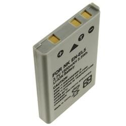 Insten Compact Battery Charger/ Li-ion Battery for Nikon EN-EL5