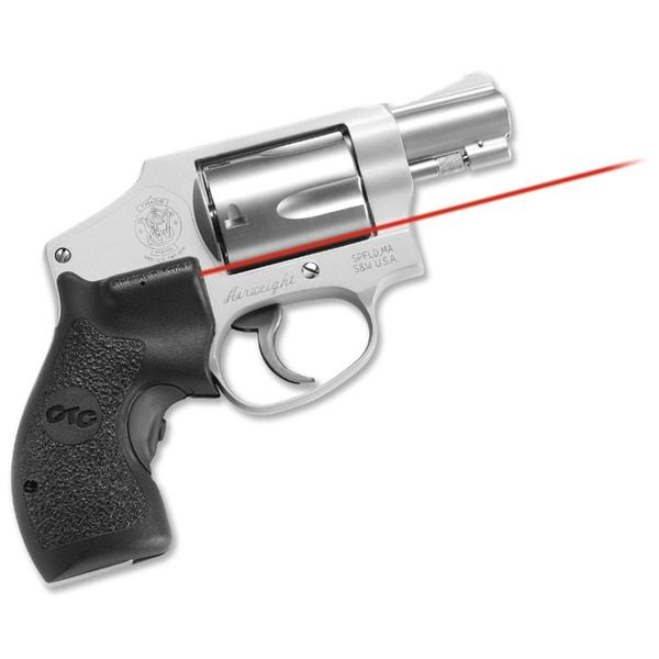 Crimson Trace Smith & Wesson J Frame Round Butt-polymer Laser Grip