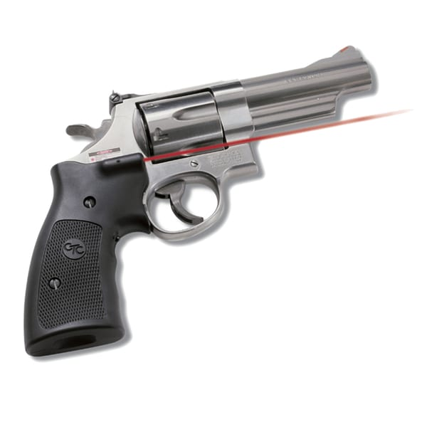 Crimson Trace Smith & Wesson K/L/N Square and Round Laser Grip