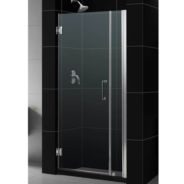 Shop Dreamline Unidoor 31 32 Inch Adjustable Frameless