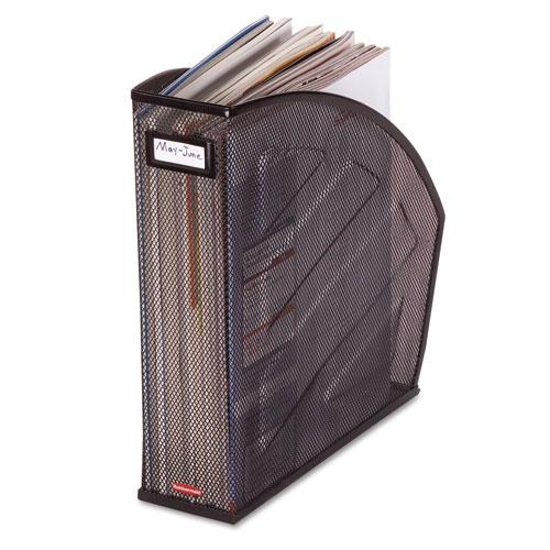 Rolodex Standard Rolled Magazine File