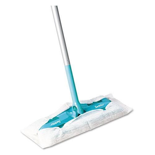 Procter & Gamble Swiffer Green 10-inch Mop (Plastic)