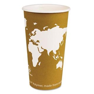 Eco-Products World Art 20-oz Hot Drink Cups