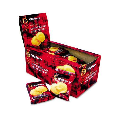Walker's Shortbread Highlander Cookies