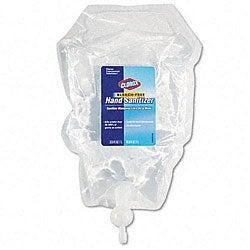 Clorox Unscented Moisturizing Hand Sanitizer Spray Refill