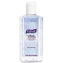 Purell Instant 4-oz Hand Sanitizer Bottles