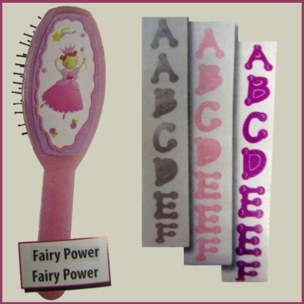 Personalize Your Own Fairy Power Brush