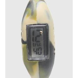 TRU: Camouflage Silicone Band Sports Watch - Thumbnail 1
