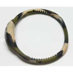 TRU: Camouflage Silicone Band Sports Watch - Thumbnail 2