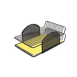 Fellowes Perf-Ect Wire Double Letter Tray