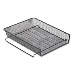 Rolodex Mesh Stackable Front Load Letter Tray