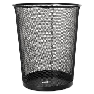 Link to Rolodex Mesh Wastebasket Similar Items in Coordinating Accessories