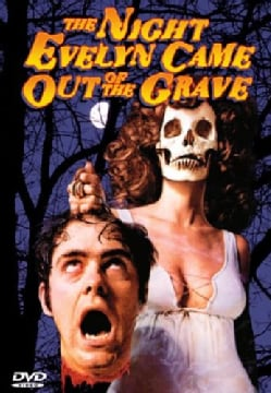Night Evelyn Came Out Of The Grave (DVD)