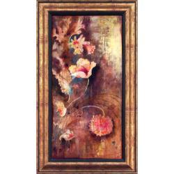 Douglas 'Japanese Feeling I' Framed Wall Art - Thumbnail 2