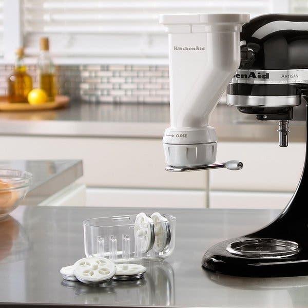 Shop KitchenAid KPEXTA Stand Mixer Pasta Press Attachment ...