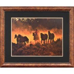 Goodrich 'Last Run' Framed Wall Art - Thumbnail 0