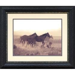 Dawson 'Desert Run' Framed Wall Art