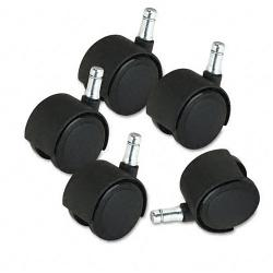 Master Caster 2-inch Hooded Deluxe Casters