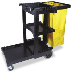 Rubbermaid Commercial Cleaning Cart