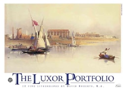 The Luxor Portfolio: 10 Fine Lithographs (Paperback)