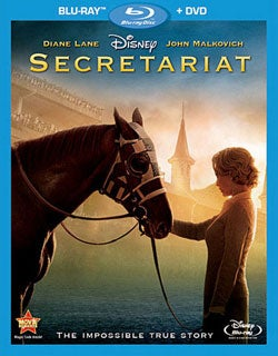 Secretariat (Blu-ray/DVD)