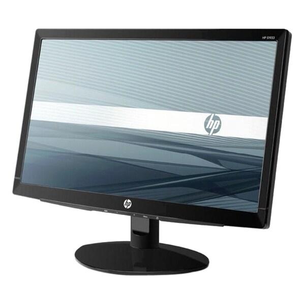 "HP S1933 18.5"" LCD Monitor - 16:9 - 5 ms- Smart Buy"