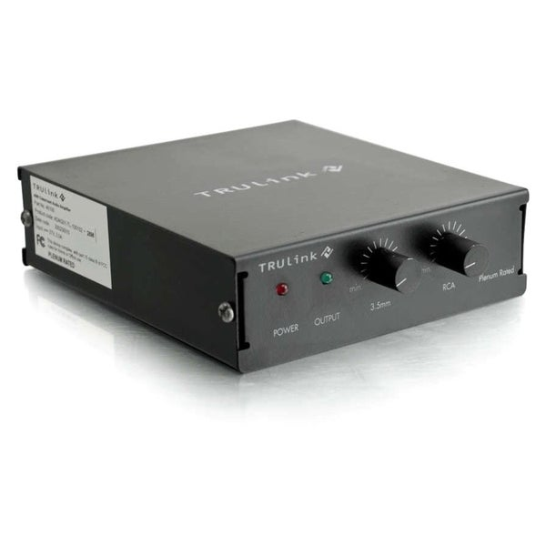 C2G TruLink Audio Amplifier (Plenum Rated)