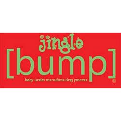 Jingle [Bump] Maternity V-neck Top - Thumbnail 1