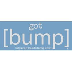 Got [Bump] Long-sleeve Maternity Top - Thumbnail 1