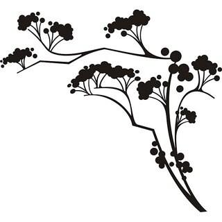 Design on Style Japanese Tree Vinyl Art Quote