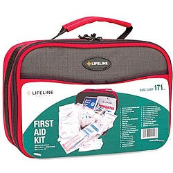 Lifeline First Aid Base Camp 171-pc First Aid Kit