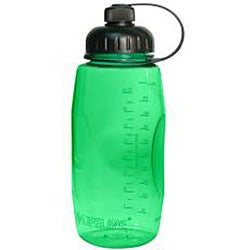 BPA-free 32-oz Assorted Colors with Smart Cap Plastic Water Bottles (Pack of 12)