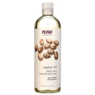 Now Foods 16-ounce Castor Oil
