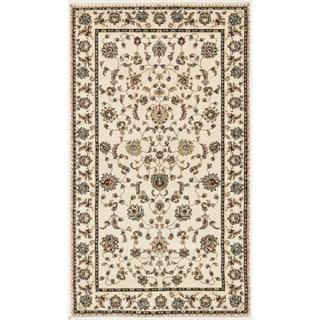 Primeval Ivory Oriental Rug (2'3 x 3'9)